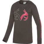 Realtree Women's Long Sleeve Graphic T-shirt