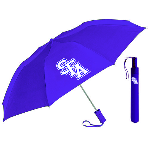 "Storm Duds Adults' Stephen F. Austin State University 42"" Automatic Folding Umbrella"