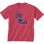 New World Graphics Men's University of Mississippi Alt Graphic T-shirt