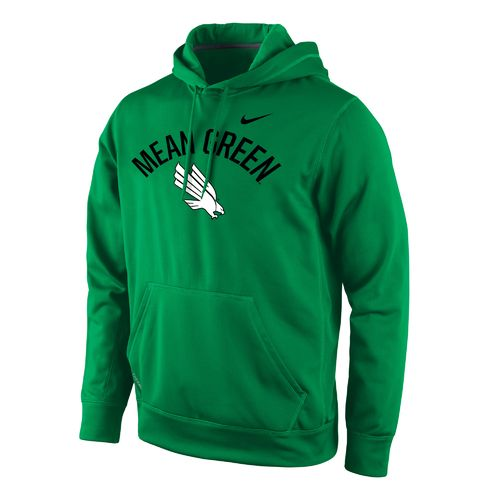 Nike™ Men's University of North Texas Therma-FIT Pullover Hoodie