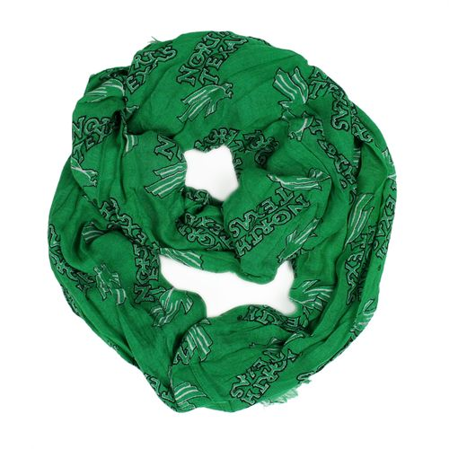 ZooZatz Women's University of North Texas Infinity Scarf