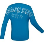 Above Wings™ Men's Wing Back™ Beach Bum Long Sleeve Shirt