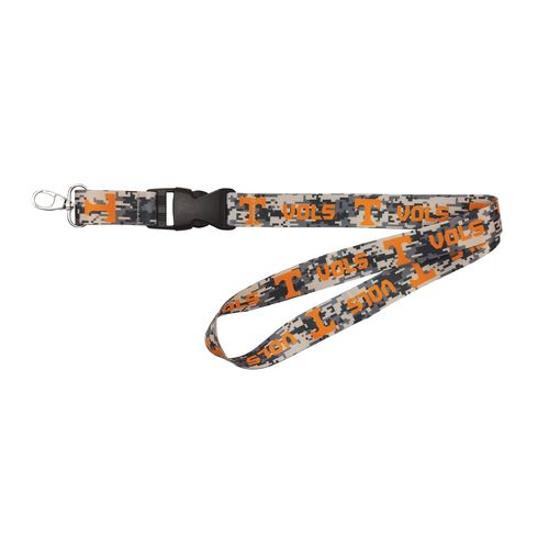 NCAA University of Tennessee Digicam Lanyard