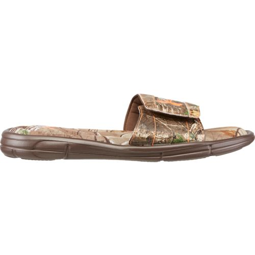Under Armour Men's Ignite Camo V Sports Slides