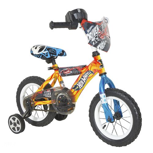 "Hot Wheels® Boys' 12"" Sidewalk Bike"