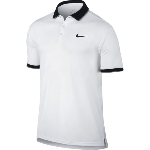Nike Men's NikeCourt Dry Tennis Polo Shirt - view number 1