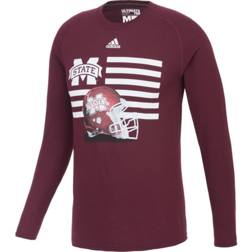 adidas™ Men's Mississippi State University Prevent Defense
