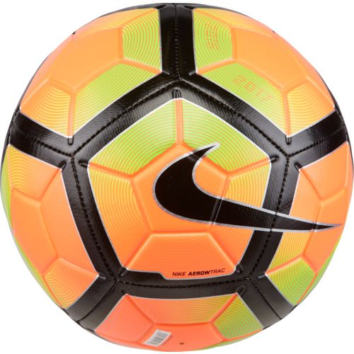 Display product reviews for Nike Strike Soccer Ball