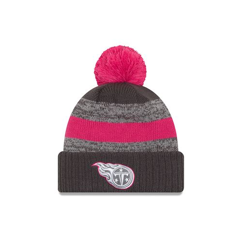 New Era Men's Tennessee Titans BCA Knit Cap