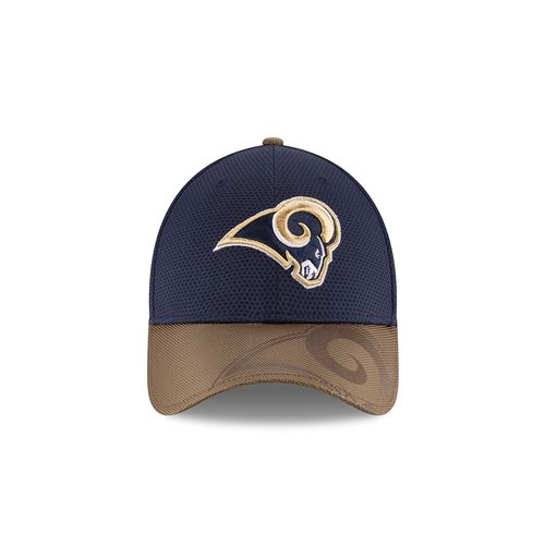New Era Men's Los Angeles Rams NFL16 39THIRTY Cap - view number 7