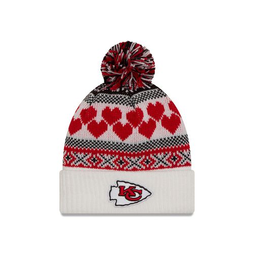 New Era Men's Kansas City Chiefs Knit Cap