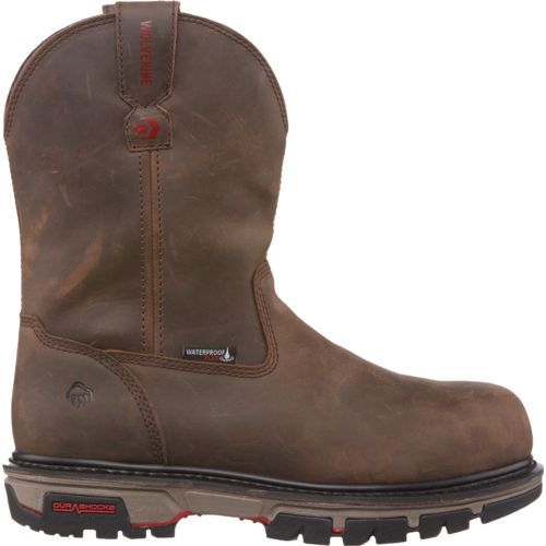 Wolverine Men's Nation Durashocks® Work Boots