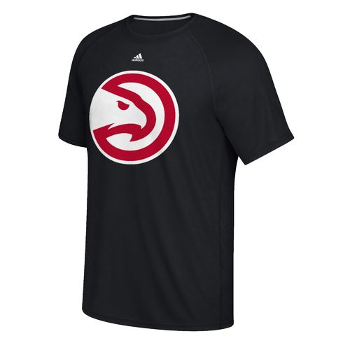 adidas™ Men's Atlanta Hawks climalite® Ultimate Short Sleeve