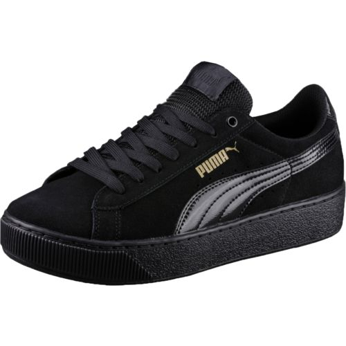 Display product reviews for PUMA Women's Vikky Platform Shoes
