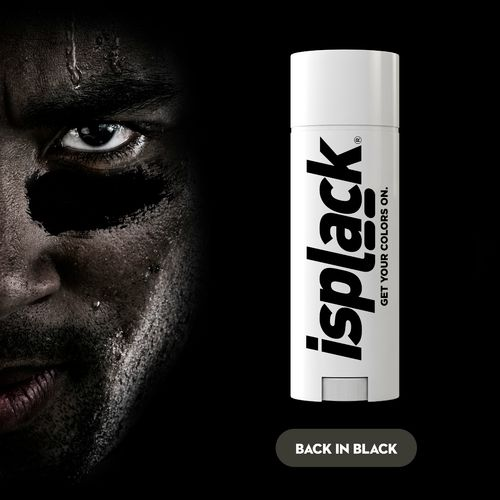 isplack Under Eye Colored Eye Black