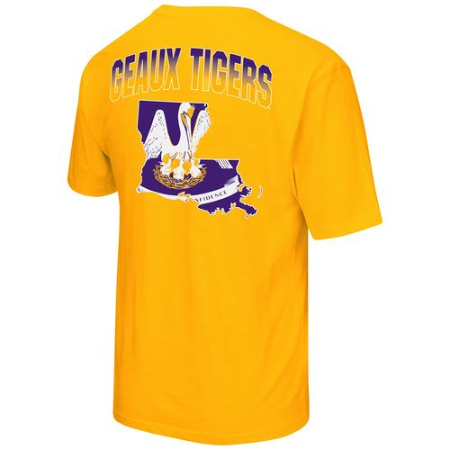 Colosseum Athletics™ Men's Louisiana State University Golden Boy T-shirt