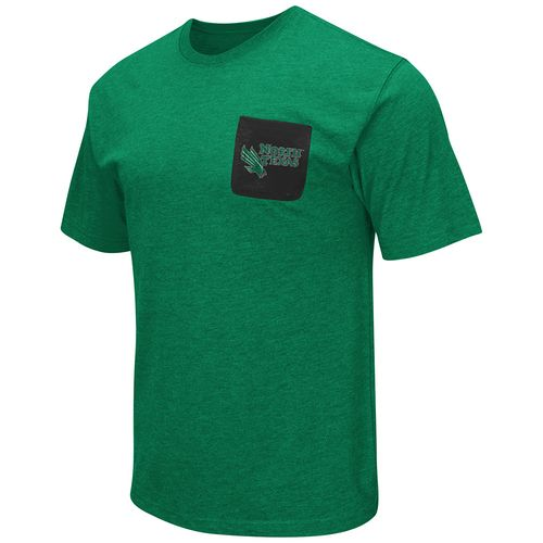 Colosseum Athletics™ Men's University of North Texas Banya Pocket T-shirt
