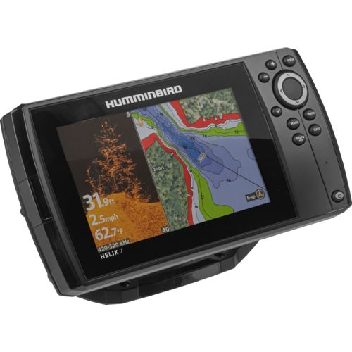 Display product reviews for Humminbird Helix 7 CHIRP DI/GPS G2 Chartplotter
