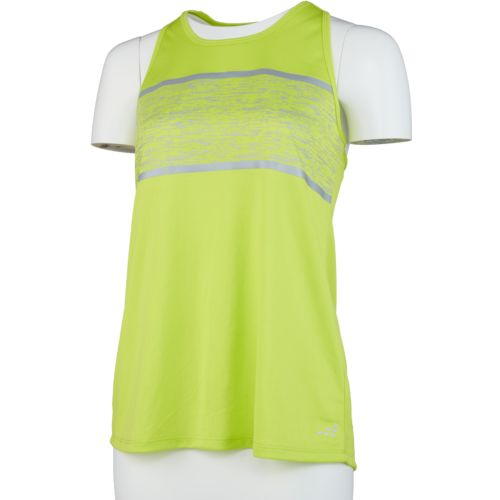 BCG Women's Reflective Racerback Running Tank Top