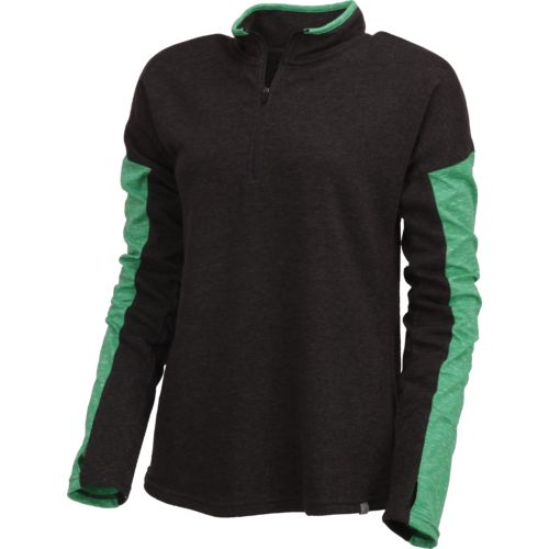 BCG™ Women's Lifestyle Block Party 1/4 Zip Pullover