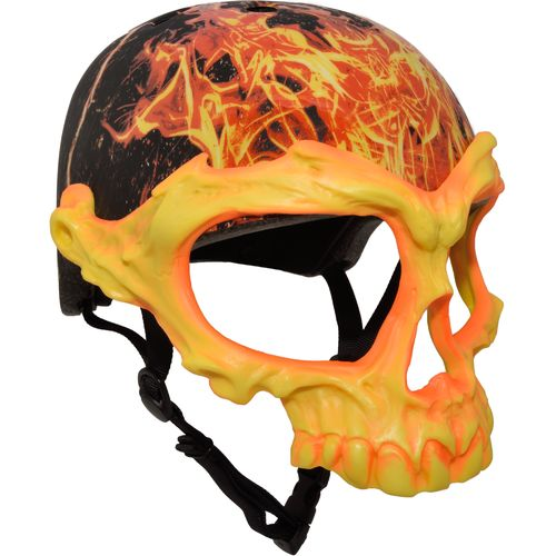 Krash Boys' Inferno Skull Mask Helmet