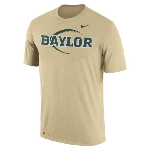 Nike™ Men's Baylor University Dri-FIT Legend Icon 17 T-shirt - view number 1