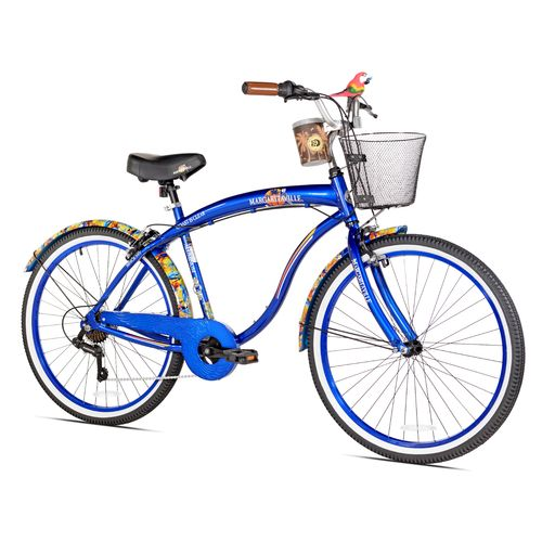 KENT™ Men's Margaritaville Coast is Clear 26' 7-Speed Cruiser Bicycle