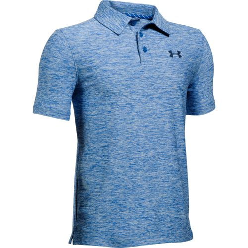 Under Armour Boys' Performance Blocked Golf Polo Shirt