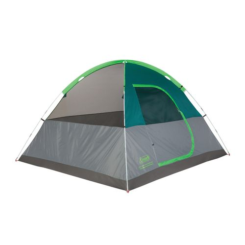 Coleman Rolling Meadows 6 Person Dome Tent  sc 1 st  Academy Sports + Outdoors : 3 room coleman tent - memphite.com