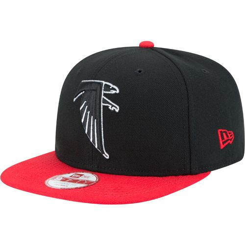 New Era Men's Atlanta Falcons Baycik Snapback 9FIFTY Cap