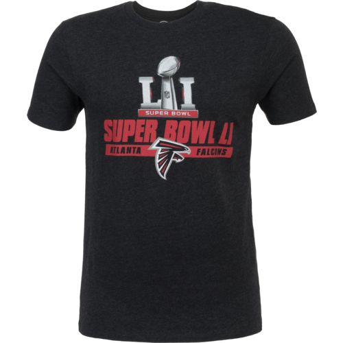 '47 Atlanta Falcons Super Bowl LI Trophy ID Club T-shirt
