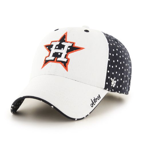 '47 Houston Astros Women's Offbeat Clean Up Cap