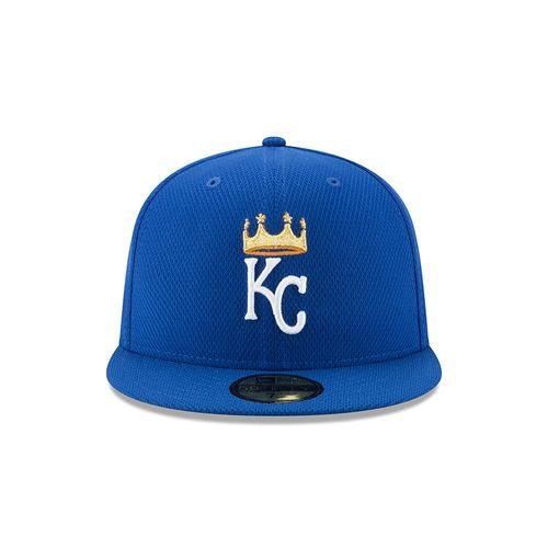 New Era Men's Kansas City Royals MLB 17 Diamond Era 59FIFTY Cap - view number 6