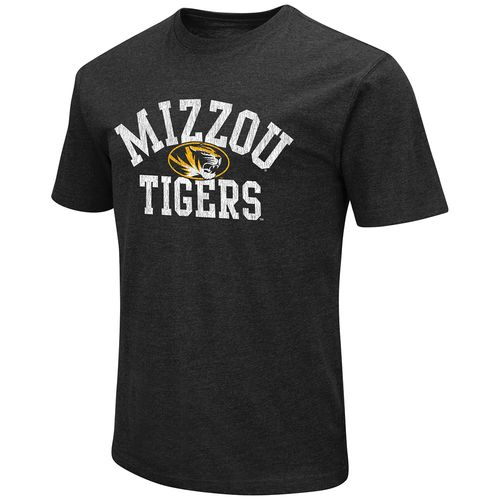 Colosseum Athletics Men's University of Missouri Vintage T-shirt