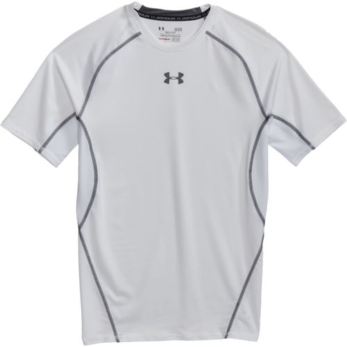 Under Armour Men's HeatGear Armour Short Sleeve T-shirt - view number 4