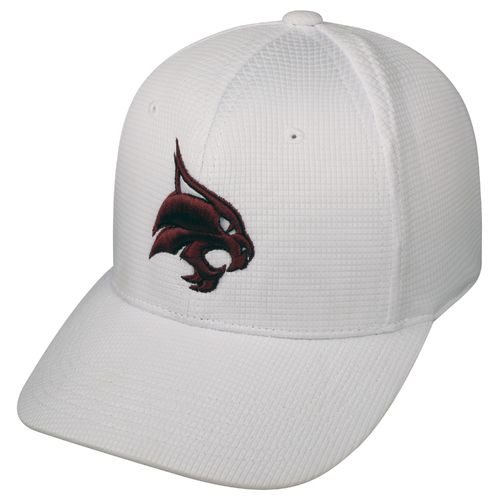 Top of the World Men's Texas State University Booster Plus Flex Cap