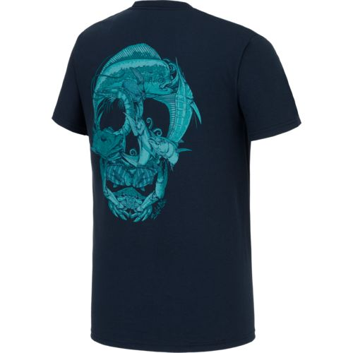 Salt Life Men's Sea Skull Short Sleeve T-shirt - view number 2
