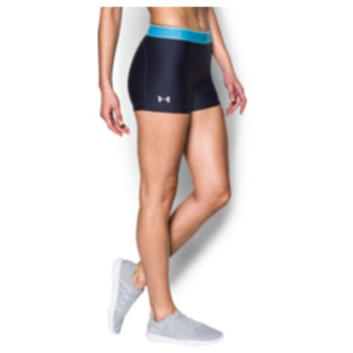 Under Armour Women's HeatGear Shine Waistband Short - view number 3