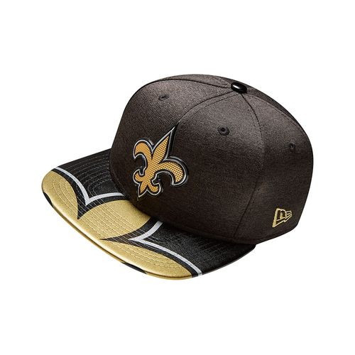 New Era Men's New Orleans Saints 9FIFTY® NFL17 On Stage Cap - view number 8