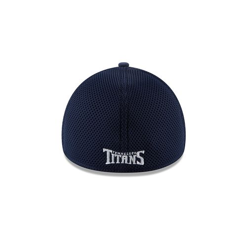 New Era Men's Tennessee Titans 39THIRTY NFL17 On Stage Cap - view number 2