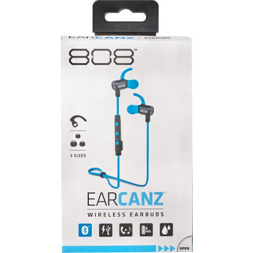 808 Audio EAR CANZ Wireless Bluetooth Earbuds