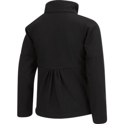 Columbia Sportswear Girls' Brookview Softshell Jacket - view number 2