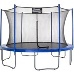 Upper Bounce 12 ft Round Trampoline with Enclosure - view number 1