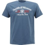 Smith & Wesson Men's Arched Stars and Bars Short Sleeve T-shirt - view number 1