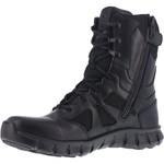 Reebok Men's SubLite Cushion 8 in Waterproof Tactical Work Boots - view number 3