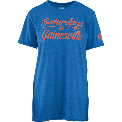 Three Squared Juniors' University of Florida Saturday T-shirt