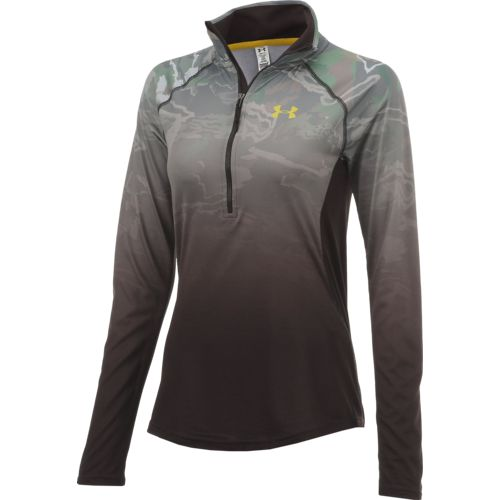 under armour 1 4 zip womens. under armour women\u0027s faded tech 1/4 zip pullover - view number 1 4 womens e