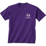 New World Graphics Girls' Stephen F. Austin State University Where the Heart Is Short Sleeve T-s - view number 2