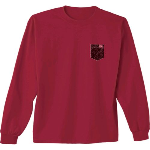 New World Graphics Women's University of South Carolina Faux Pocket Long Sleeve T-shirt - view number 2