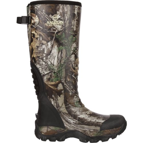 Display product reviews for Magellan Outdoors Men's Swamp King Hunting Boots